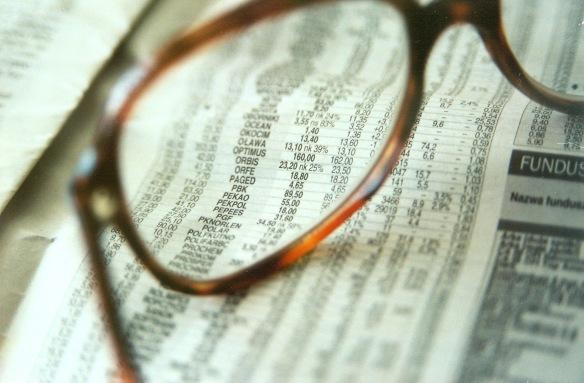 gafas y numeros